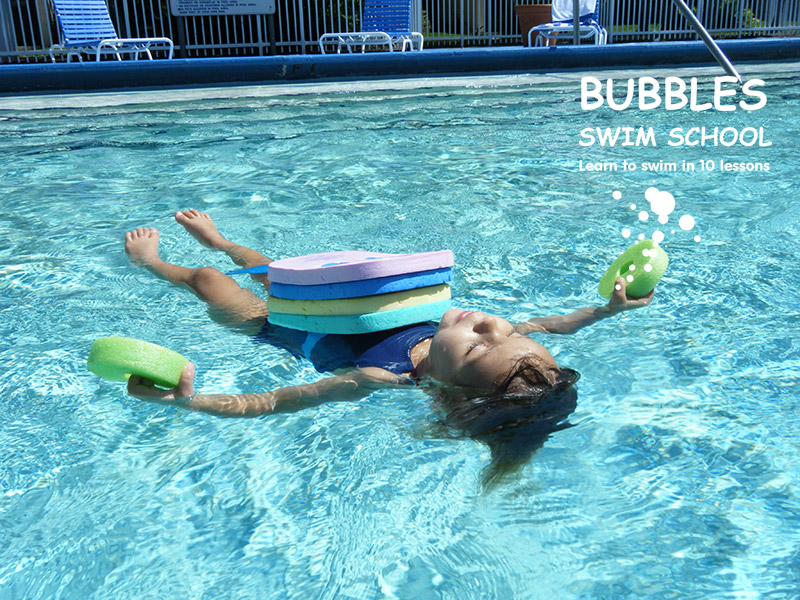 The ABC's for parents of little swimmers from Bubbles Swim School