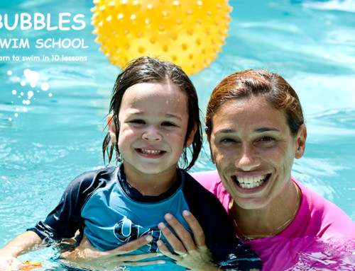 5 Great Benefits of Learning to Swim with Bubbles Swim School
